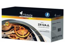 12Ax2 Toner k tlačiarňam LaserJet 1010, 1015, 1018, VICTORIA čierna, 2*2k