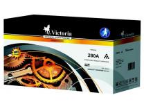 280A toner do tlačiarní LaserJet Pro 400 M401 séria, M425, VICTORIA, čierny, 2,7k