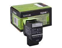 70C20K0 toner do tlačiarne CS310/410/510, LEXMARK, čierny, 4k (return)