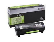 50F2H00 toner do tlačiarní MS310/410/510/610, LEXMARK, čierny, 5k (return)
