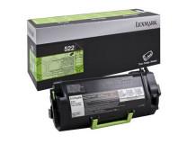 52D2000 toner do tlačiarne MS810/811/812, LEXMARK, čierny, 6k (return)