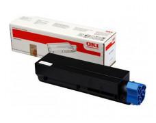 45807102 Laserový toner k tlačiarňam B412, 432, 512, MB 472, 492, 562 OKI čierny 3k