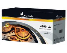 4200 LToner k tlačiarňam SCX 4200, VICTORIA čierna, 3k