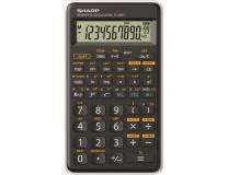 "Kalkulačka, vedecká, 146 funkcií, SHARP ""EL-501TBWH"", biela"