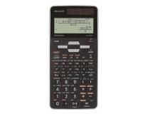 "Kalkulačka, vedecká, 640 funkcií, SHARP ""EL-W506TGY"""