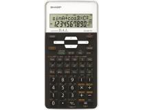 "Kalkulačka, vedecká, 273 funkcií, SHARP ""EL-531"", biela"