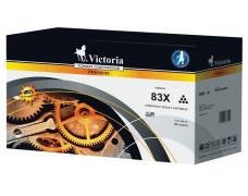 283X toner k tlačiarnam LaserJet Pro M201, M225, VICTORIA čierny, 2,2k
