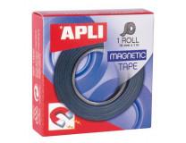 "Lepiaca páska, 19 mm x 1 m, magnetická, APLI ""Magnetic"""