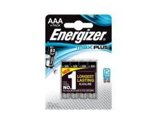 "Batéria, AAA mikro, 4 ks, ENERGIZER ""Max Plus"""