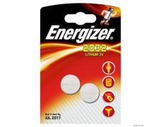 Gombíková batéria, CR2032, 2 ks, ENERGIZER
