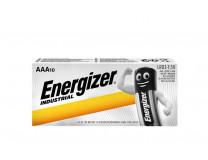 "Batéria  AAA mikro, 10 ks, ENERGIZER ""Alkaline Power Industrial"""