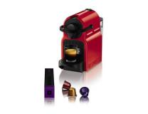 """Kávovar, na kapsule, KRUPS"""" Nespresso-XN 1005 Inissia"""", rubínovo-červená"""
