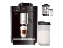 """Kávovar, automatický, so vstavaným mlynčekom, MELITTA """"Passione OT"""", čierna"""