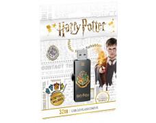 """USB kľúč, 32GB, USB 2.0, EMTEC """"Harry Potter Hogwarts"""""""