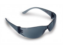 "Ochranné okuliare ""Pokelux"", polykarbonátové, tmavé"