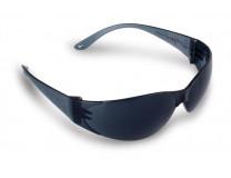 """Ochranné okuliare """"Pokelux"""", polykarbonátové tmavosivé šošovky"""