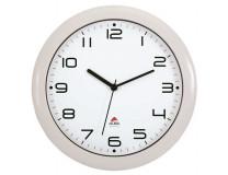 """Nástenné hodiny, 30 cm, ALBA """"Hornew"""", biela"""