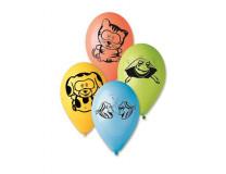 Balón, 30 cm, domáce zvieratá