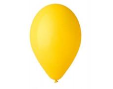 Balón, 26 cm, citrónovožltý