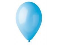 Balón, 26, cm, svetlomodrý