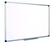 Biela tabuľa, nemagnetická, 90x180 cm, hliníkový rám, VICTORIA