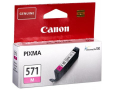 Atramentová náplň Canon CLI-571M pre MG 5750/5751/6850/6851/7750/7751 magenta (7 ml)
