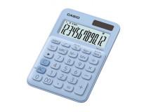 Kalkulačka CASIO MS-20UC svetlo modrá