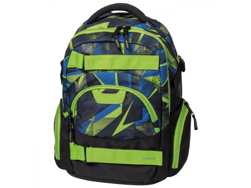 295515f3e9 Školský ruksak Donau Geometric