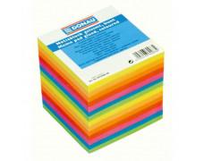 Bloček kocka nelepená 90x90x90mm mix farieb (8302001PL-99)