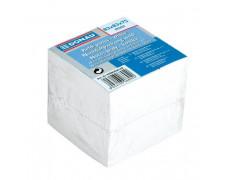 Bloček kocka nelepená 83x83x75 mm biela