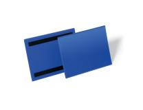 Magnetické vrecko na dokumenty 100x38mm 50ks