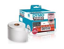 Samolepiace etikety Dymo LW 102x59mm polypropylénové s ochrannou vrstvou biele