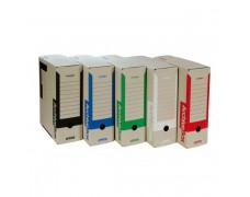 Archívny box EMBA TYP I/110/ACT červený