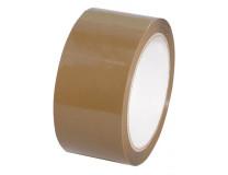 Baliaca páska 48mm x 66m hnedá