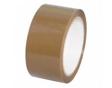 Baliaca páska 48mmx66m hnedá