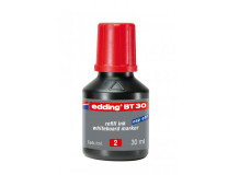 Atrament edding BT 30 červený