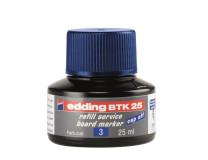 Atrament edding BTK 25 modrý
