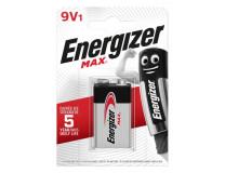 Batéria Energizer MAX 9V 522