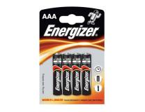 Batéria Energizer Alkaline Power AAA-LR03/4ks mikrotužková