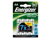 Batéria Energizer dobíjateľná AA-HR6/4 ks 2300 mAh tužková