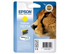 Atrament Epson T07144011 Y