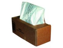 Odpadové vrecia pre skartátory  Fellowes  53L-75L 50ks