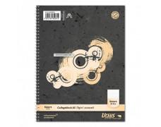 Blok College Format Werk Ursus Basic A5 80 listov linajkový 70g