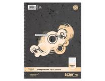 Blok College Format Werk Ursus Basic A4 80 listov štvorčekový 70g