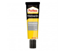 Lepidlo Pattex Chemoprén Transparent 50ml