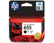 Atramentová náplň HP CZ109AE HP 655 pre Deskjet Ink Advantage 3525/4615/4625/5525 black (550 str.)
