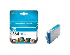 Atrament HP CB318EE 364 Photosmart C5380,C6380,D5460 cyan