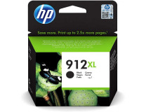 Atramentová náplň HP 3YL84AE HP 912XL pre Officejet 8012e/8013/Pro 8022e/8023 black XL (825 str.)