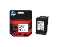 Atramentová náplň HP C2P10AE HP 651 pre DeskJet Ink Advantage 5575/5645/OJ 202/252 black (600 str.)