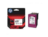 Atramentová náplň HP C2P11AE HP 651 pre DeskJet Ink Advantage 5575/ 5645 trojfarbená (300 str.)